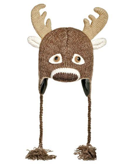 crazy hats Reindeer Hat d4064ada3f7f