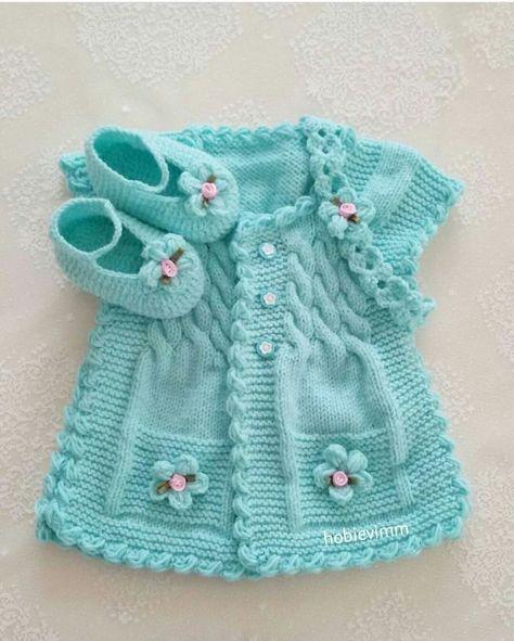 03f991f14d762 Pin de Solange Perin em vestido bebe