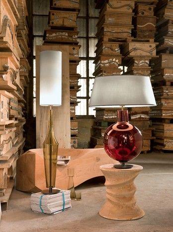 Penta Light Tic Toc - Table Lamps http://www.penta-light.com   Penta ...