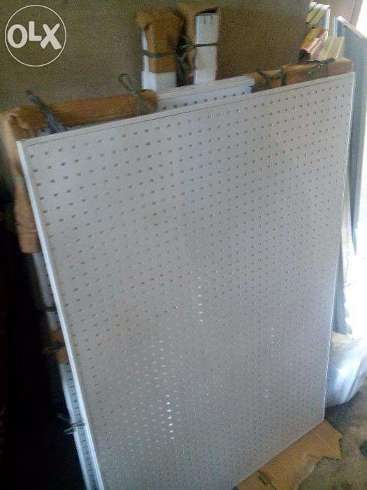 View metal pegboard/ perforated board/perforated sheet/perforated shelves for…