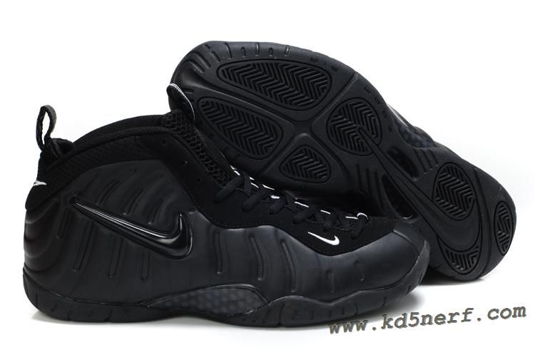 30730030eb4 Nike Air Foamposite Pro Black Medium Grey - Penny Hardaway Shoes ...