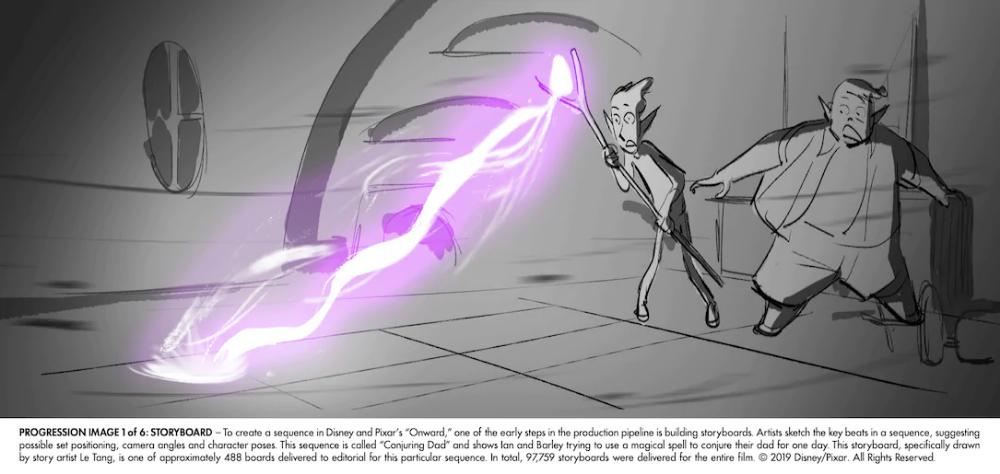 Photo of An Enchanting Look at the Making of Pixar's Onward | Movies, News