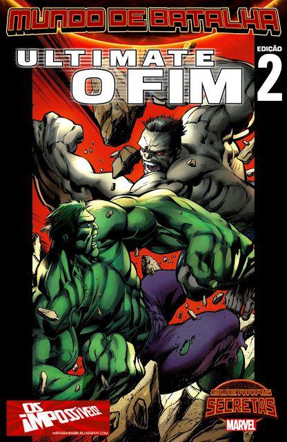 SCAN COMICS: ULTIMATE O FIM 02 - GUERRAS SECRETAS 2015