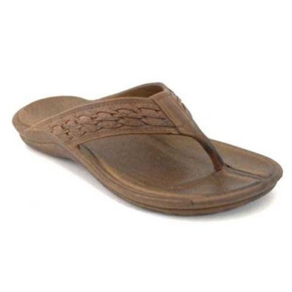 d220c6dbe1649 Hawaii Weave Thong Sandals - Brown - CD121H1UZ9D in 2018