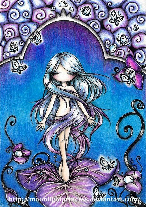 I wanna draw this soooo bad