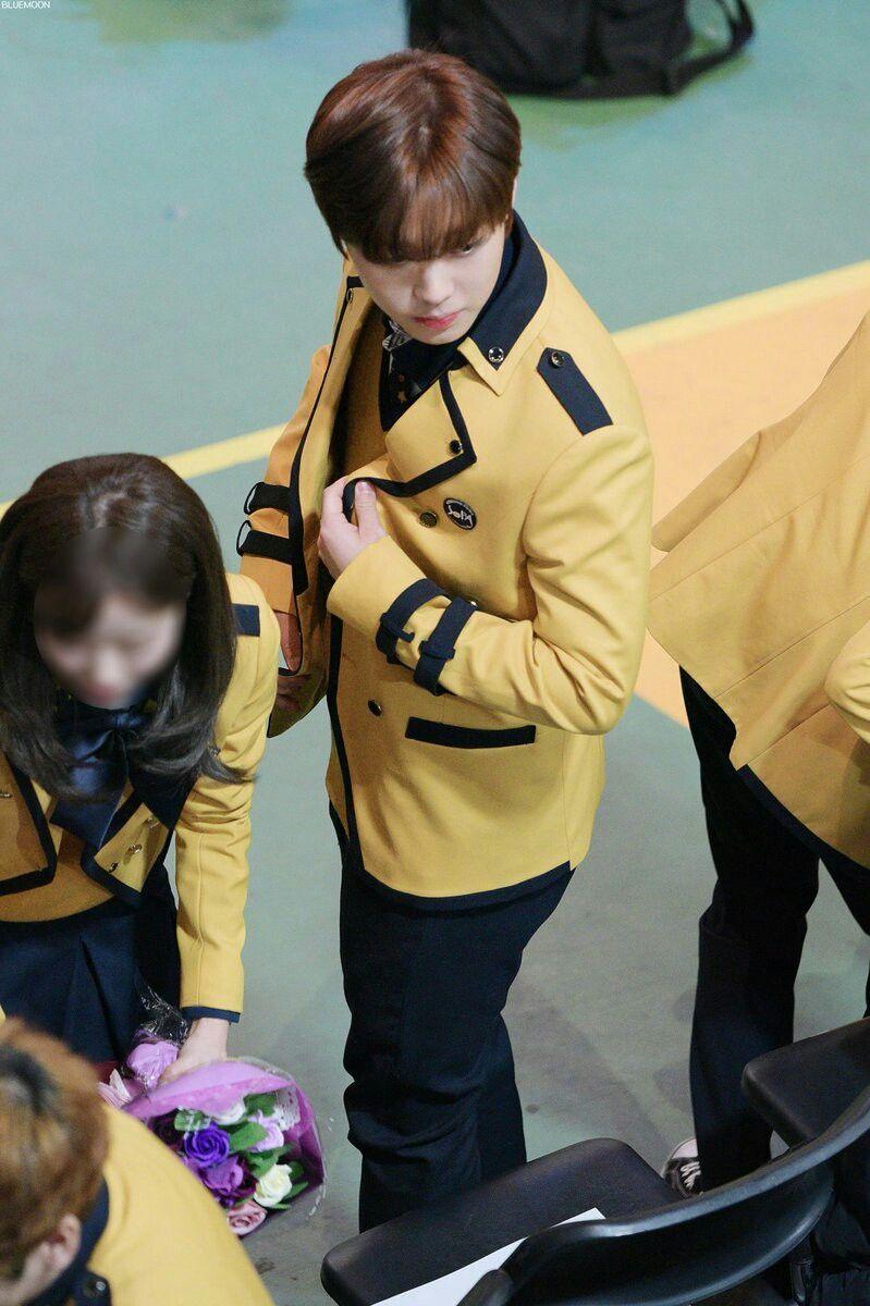 (08022018) Jihoon 's Graduation Day