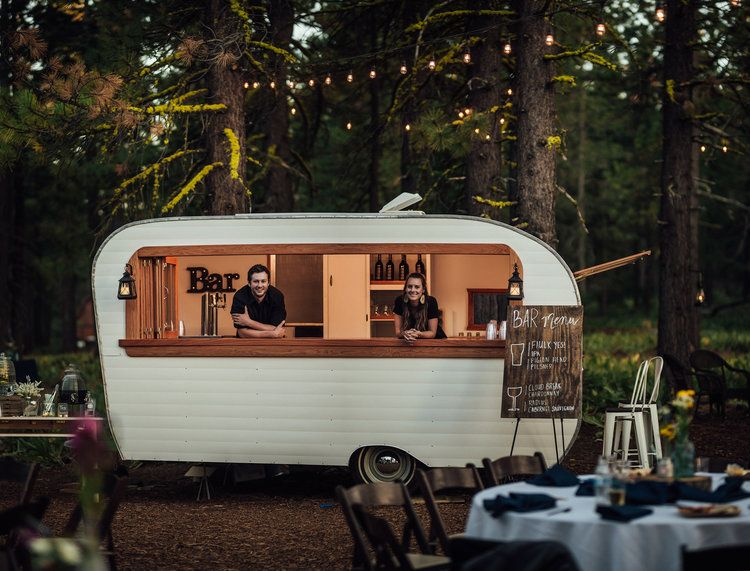 Petite street a mobile bar for hire from lake tahoe