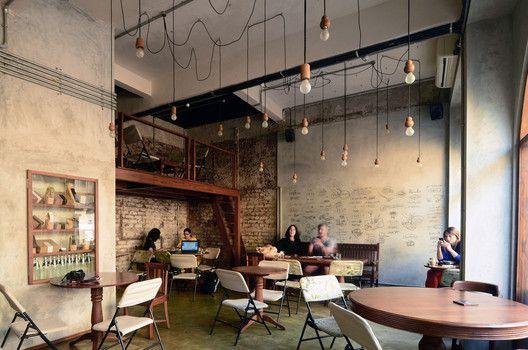 Birdsong Cafe,Courtesy of Studio Eight Twentythree