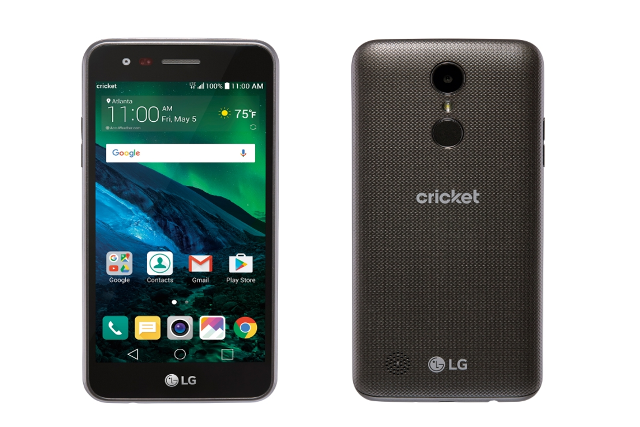 LG Fortune Cricket Wireless Price , Specs , Review