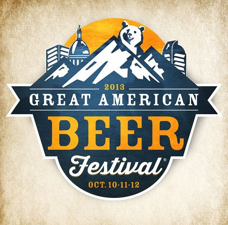 The Great American Beer Festival Beer Festival Festival Logo - 12 great american food festivals