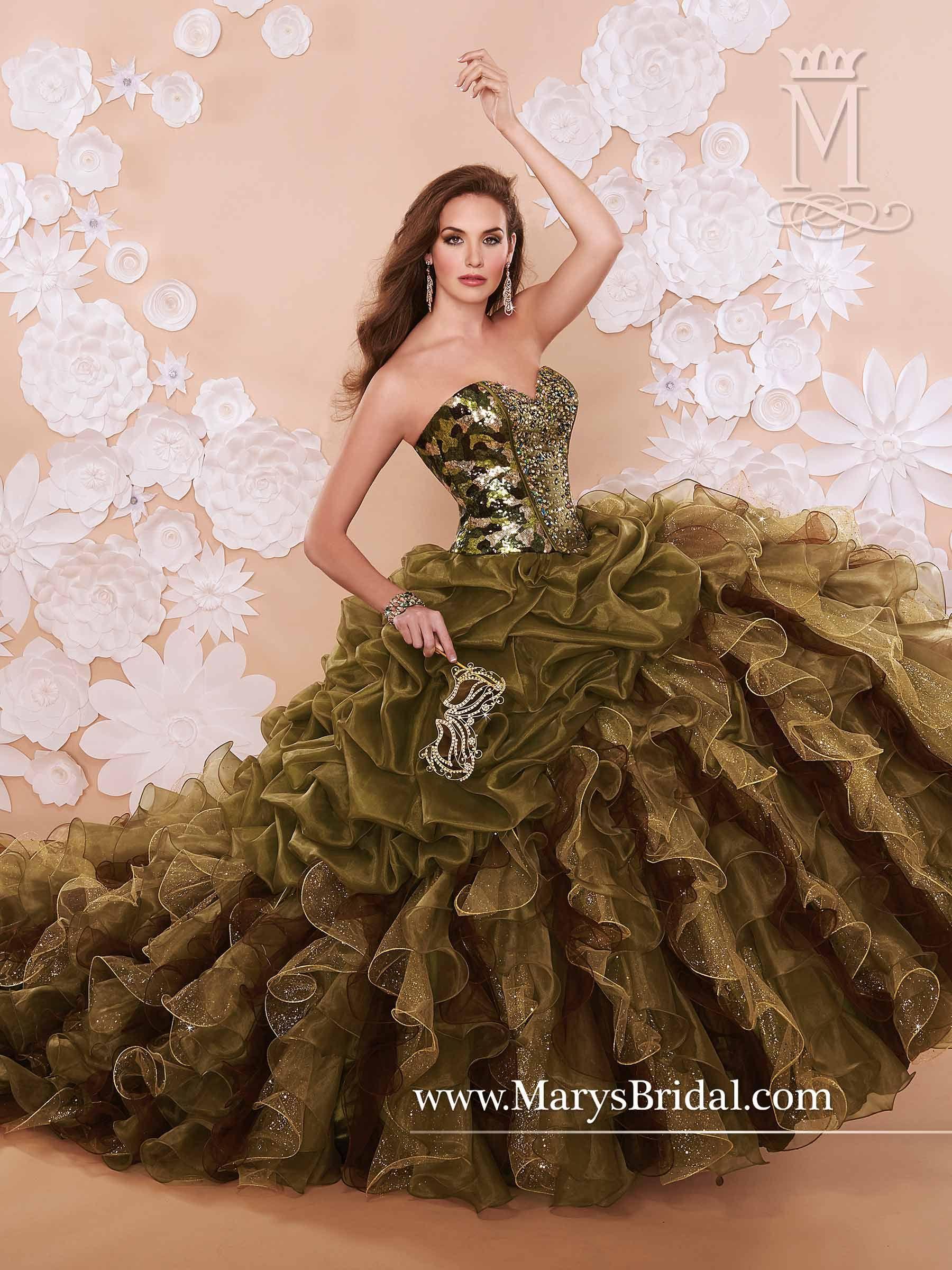 7e244c8ff Mary s style ID 4Q364. Mary s style ID 4Q364 Vestido De 15 Anos ...