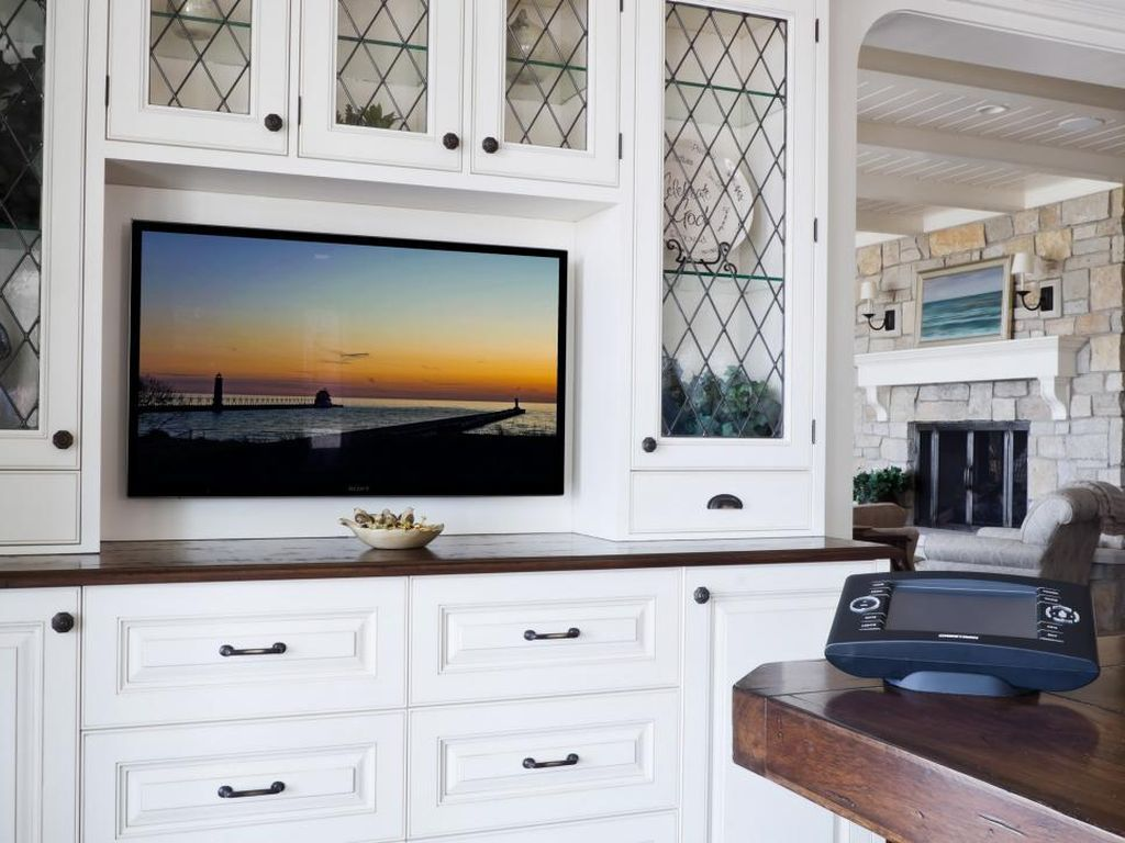 60+ Sophisticated Entertainment Home Center Ideas | Pinterest ...
