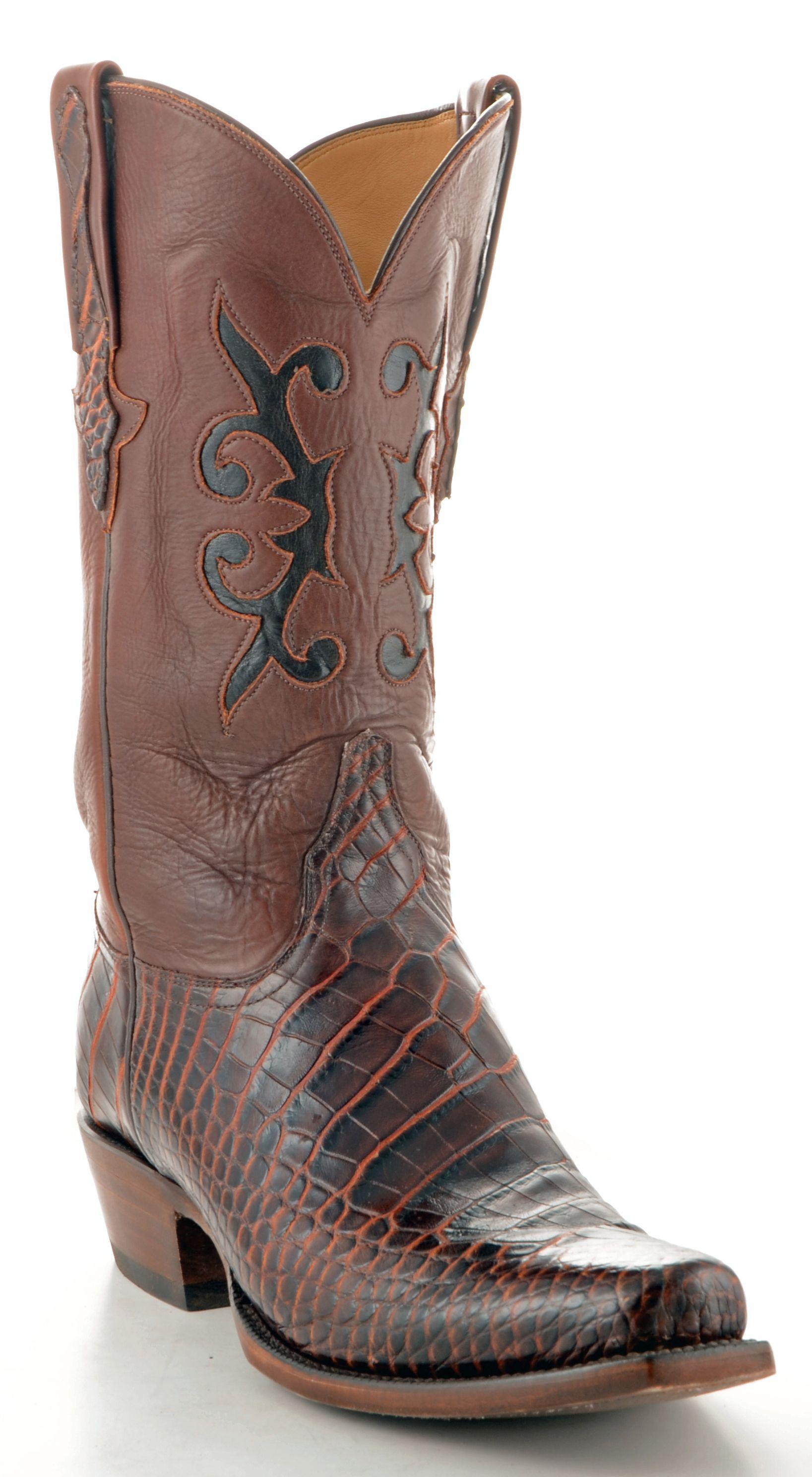 SCOUT Cowboy Bikerlaarsjes brown