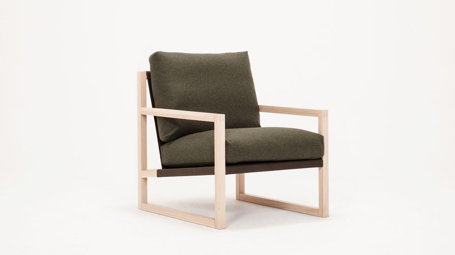 Chiara Lounge Chair Chair Fabric Chair Furniture