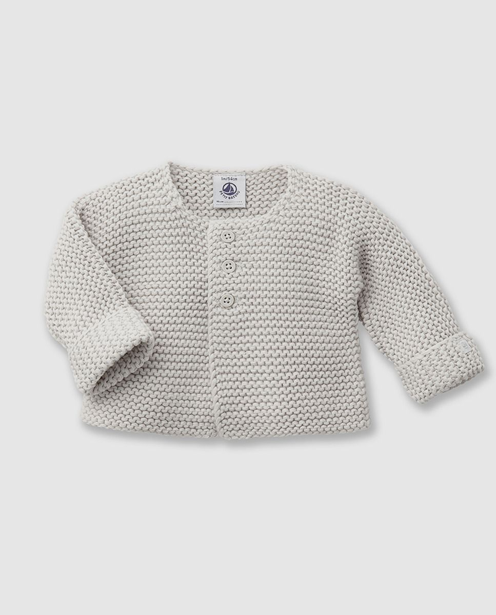 Chaqueta de bebé niño | Crochet & Knitted - Baby Cloths Cardigan ...