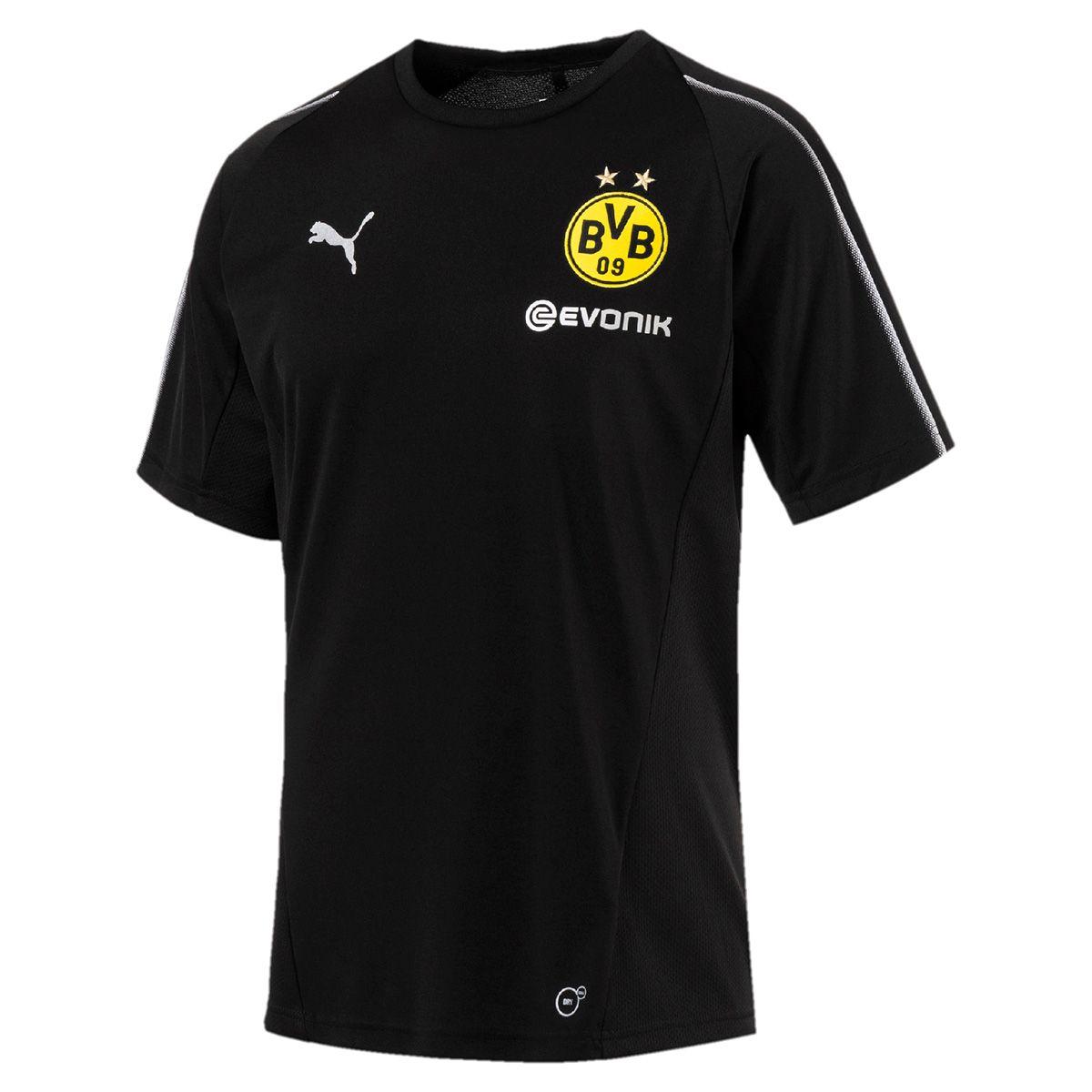 a7e099bfa8 Camisa de Treino Borussia Dortmund 18 19 s n° Puma Masculina - Compre Agora