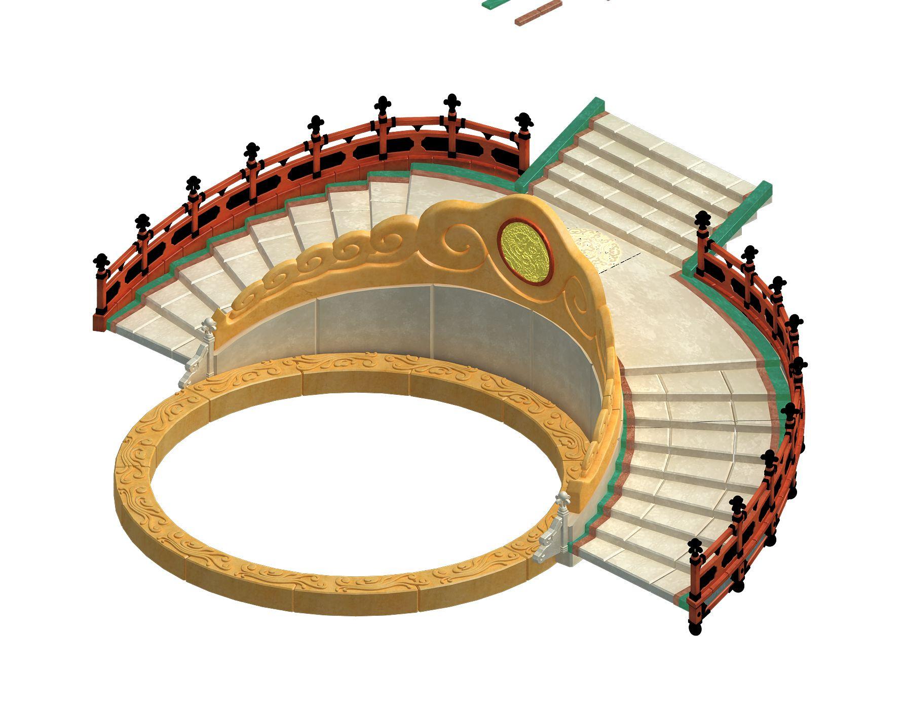 Best Semi Circular Staircase Center Platform Circular Semi 640 x 480