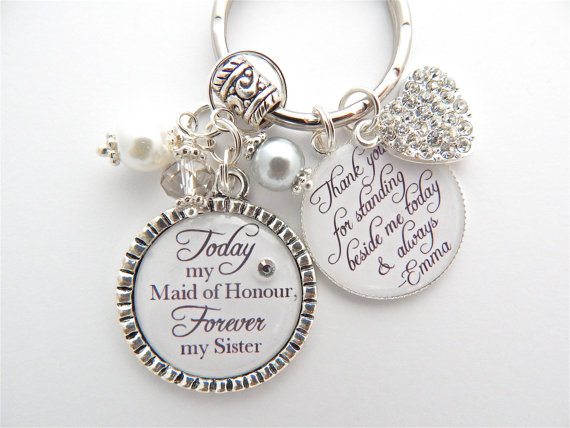 Maid Of Honor Gifts From Bride
