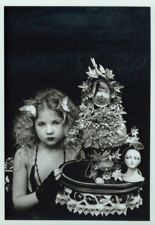Children in Cinema Lara Wendel Petite Fille