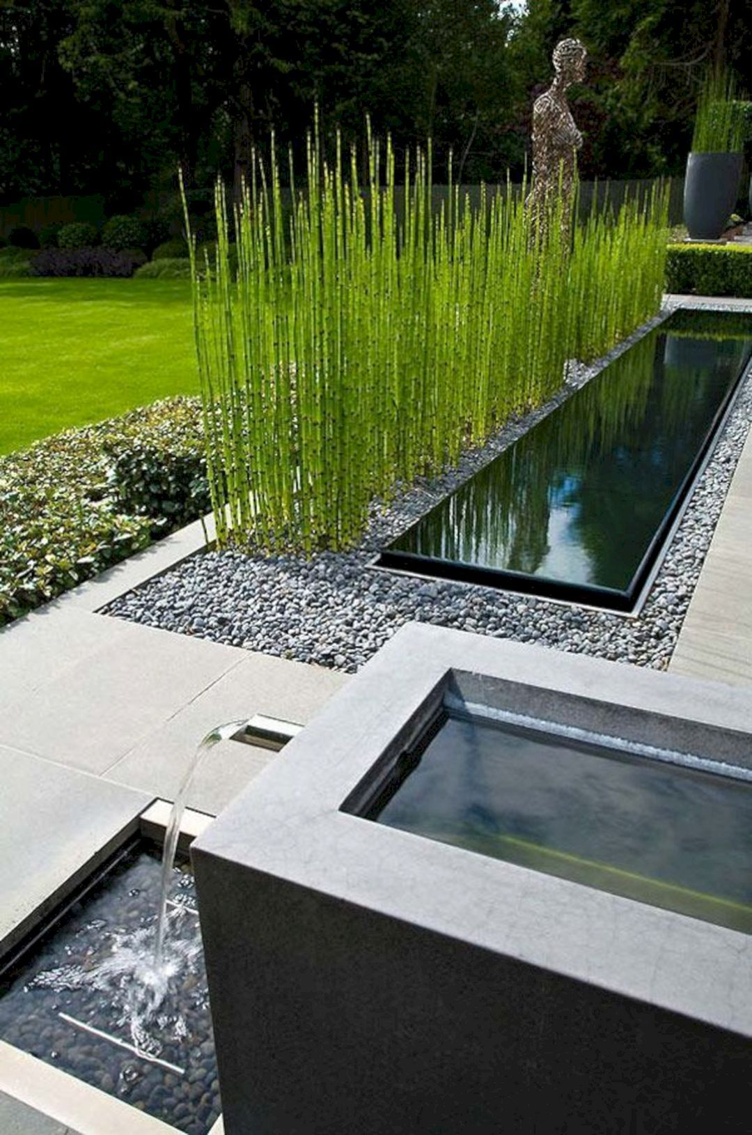 35 Modern Front Yard Landscaping Ideas With Urban Style: 40 Incredible Modern Garden Landscaping Design Ideas On A Budget