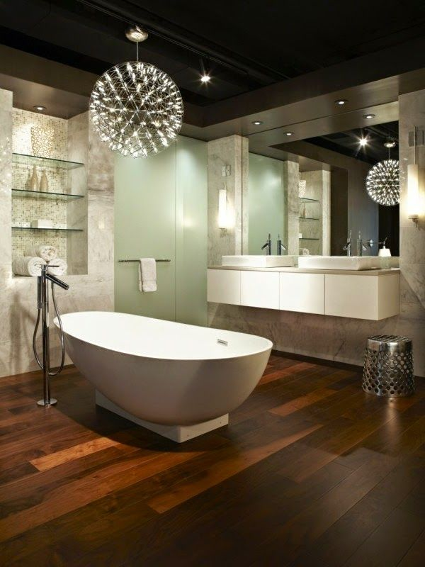 20 Stunning Examples For Your Inspiration The Issue In Detail Bathroom Ceiling Lights And Lighting Ideas