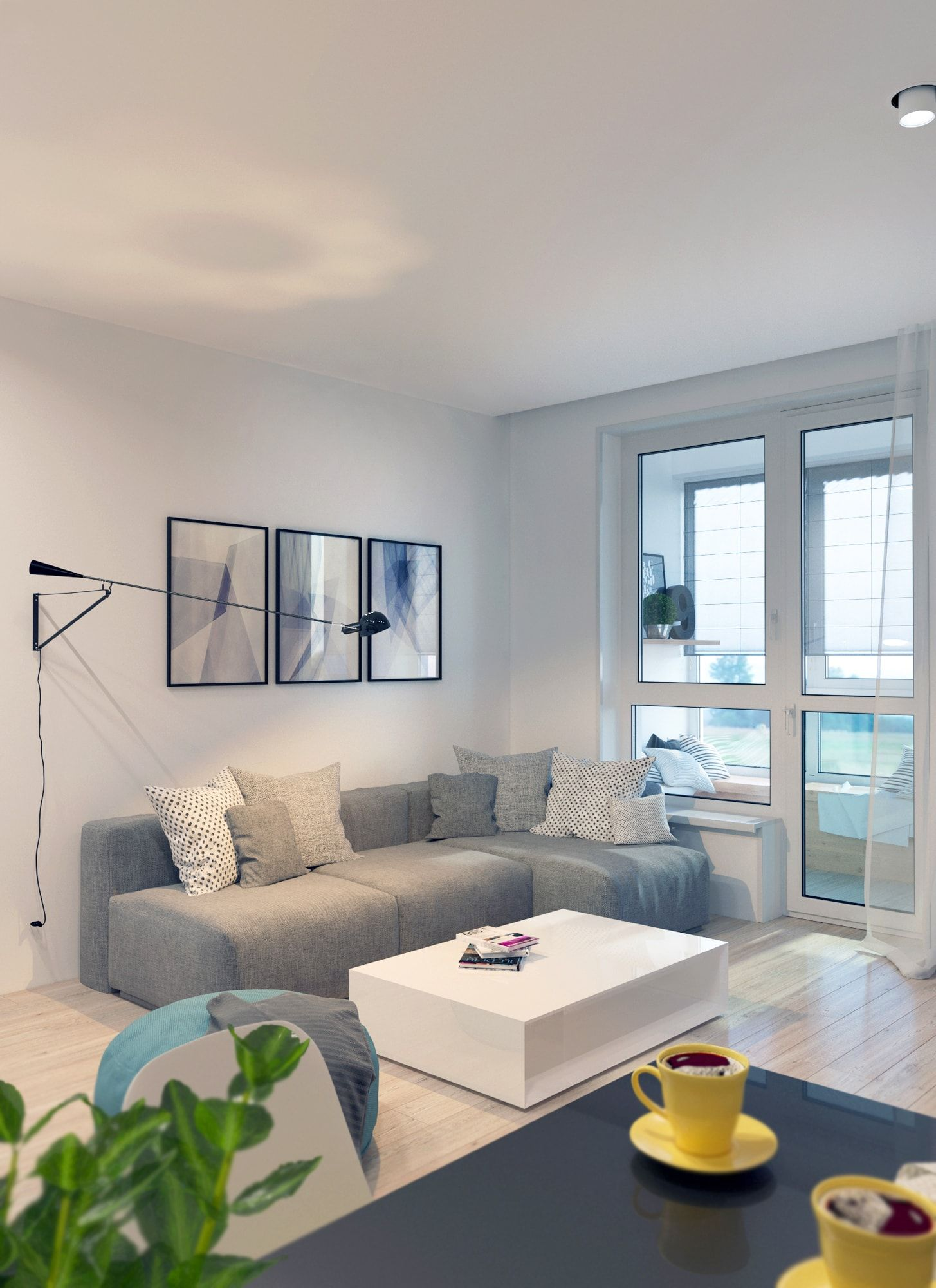 Cozy condo living rooms zikzak  Апартаменты для души  Квартира моя  pinterest  living