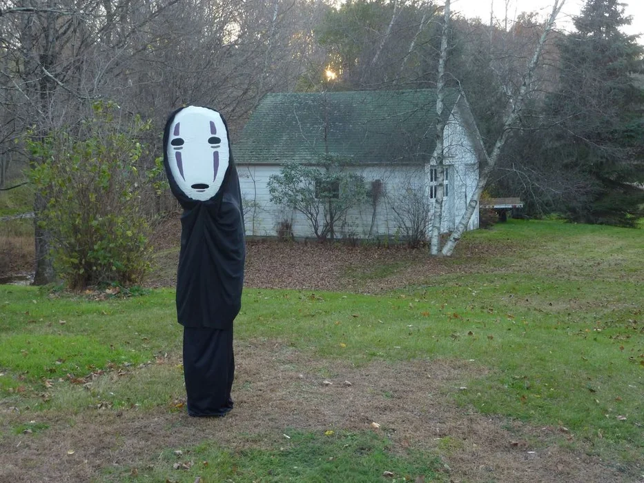 No Face From Spirited Away Costume Spirited away costume