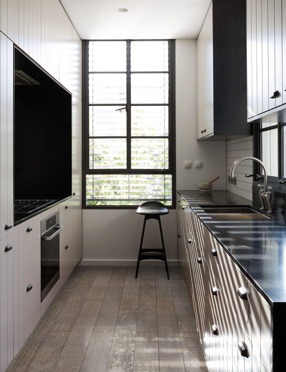 Galley Kitchen Remodel Ideas (Small Galley Kitchen Design