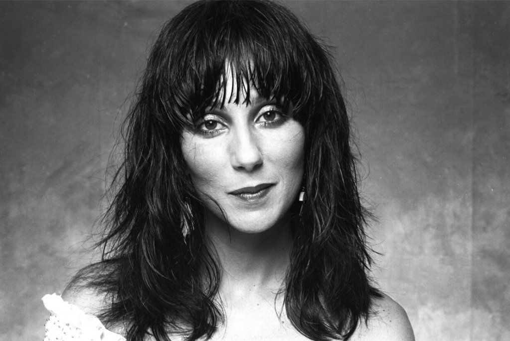 CHER as seen by Norman Seeff