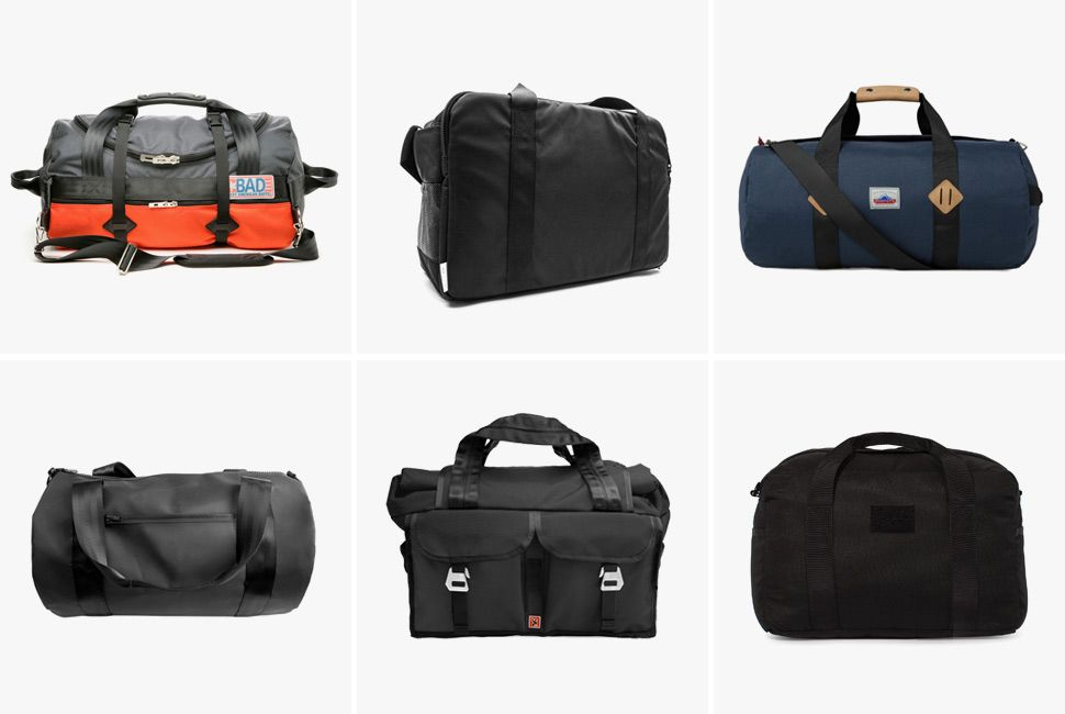 We Found The 17 Best Gym Bags For Office Professional In A