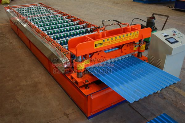 Best South Africa Corrugating Roofing Sheet Roll Forming 400 x 300
