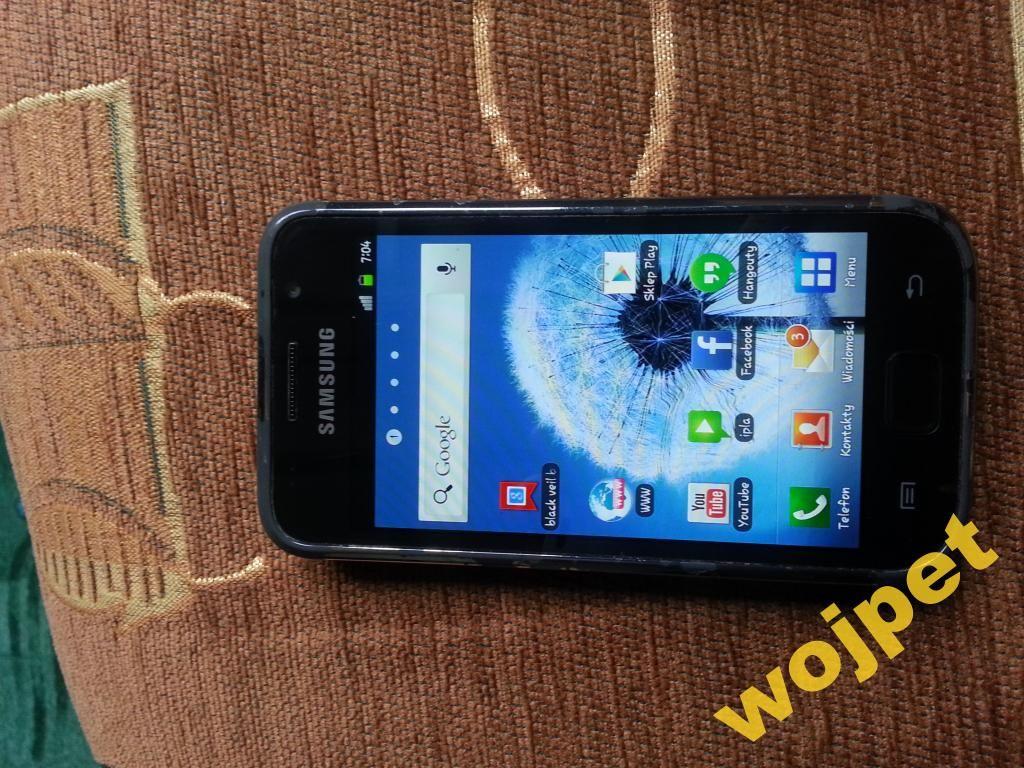 Samsung Galaxy S I9000 Gratis Wysylka I Memorka 3391134932 Oficjalne Archiwum Allegro Samsung Samsung Galaxy Galaxy