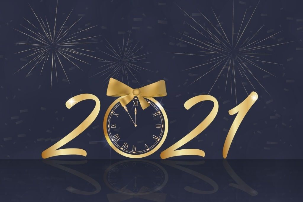 Stunning Happy New Year 2021 Images In 2020 Happy New Year Images Happy New Year Wallpaper Happy New Year Gif
