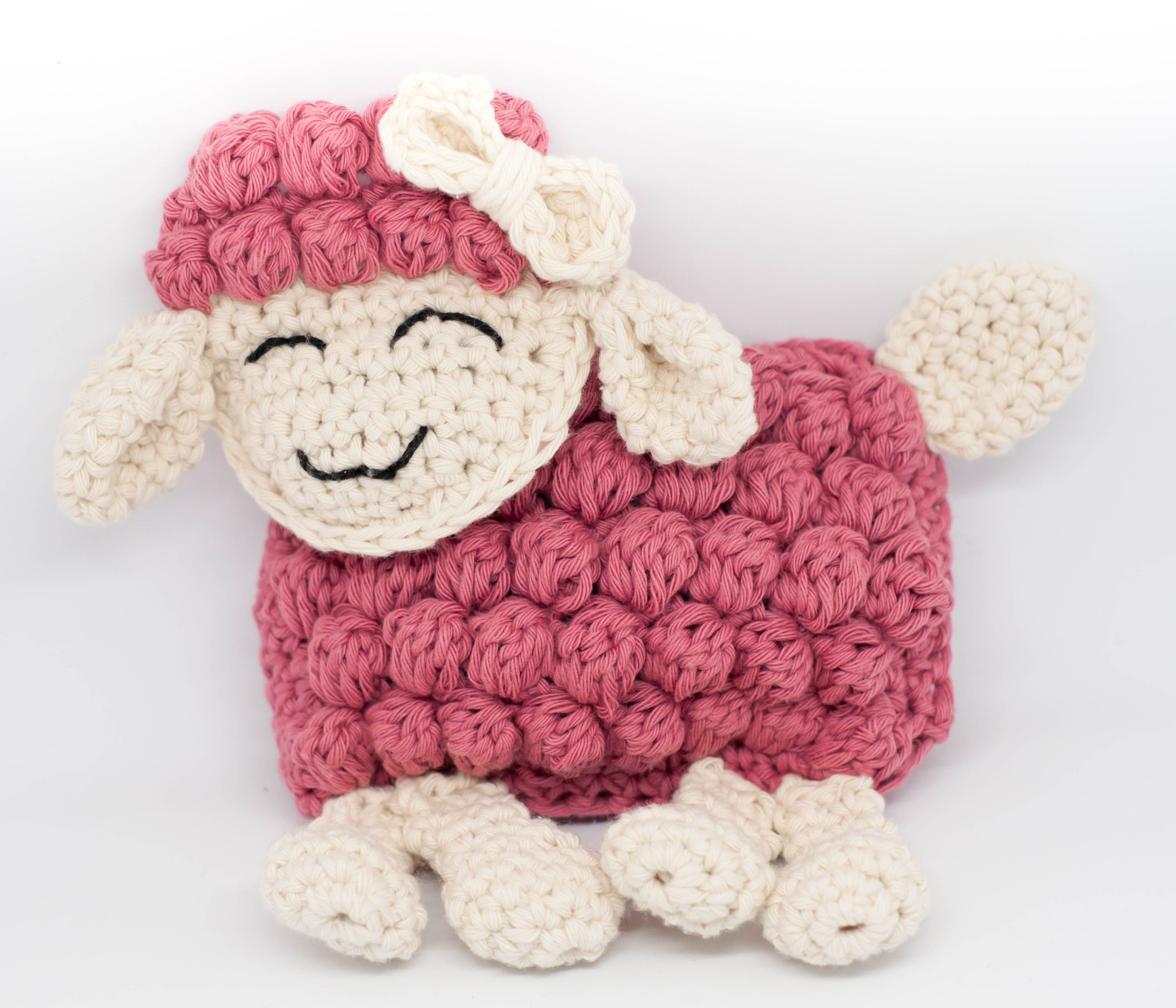 Sverre das Schaf | Häkeln | Pinterest | Schäfchen, Häckeln und ...