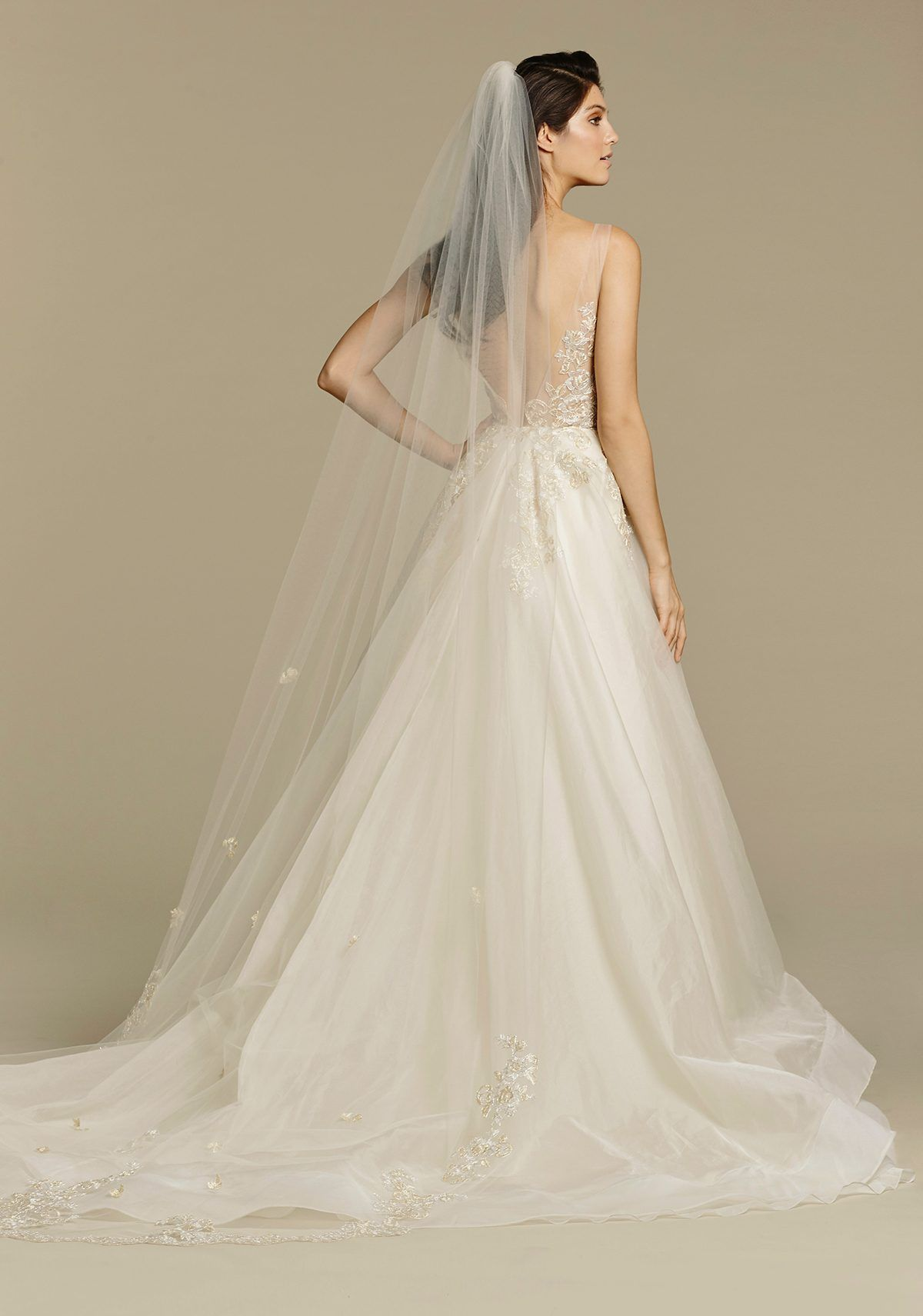 Style #2609 (back) by Tara Keely | Tara Keely | Pinterest