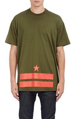 604f5ecc63 GIVENCHY Star & Stripes T-Shirt. #givenchy #cloth #t-shirt | My ...