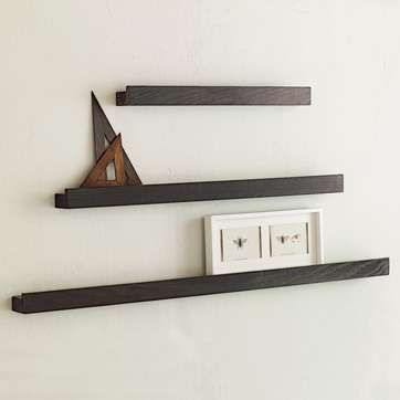 Narrow Ledges For Displaying Your Pictures They Have A Low