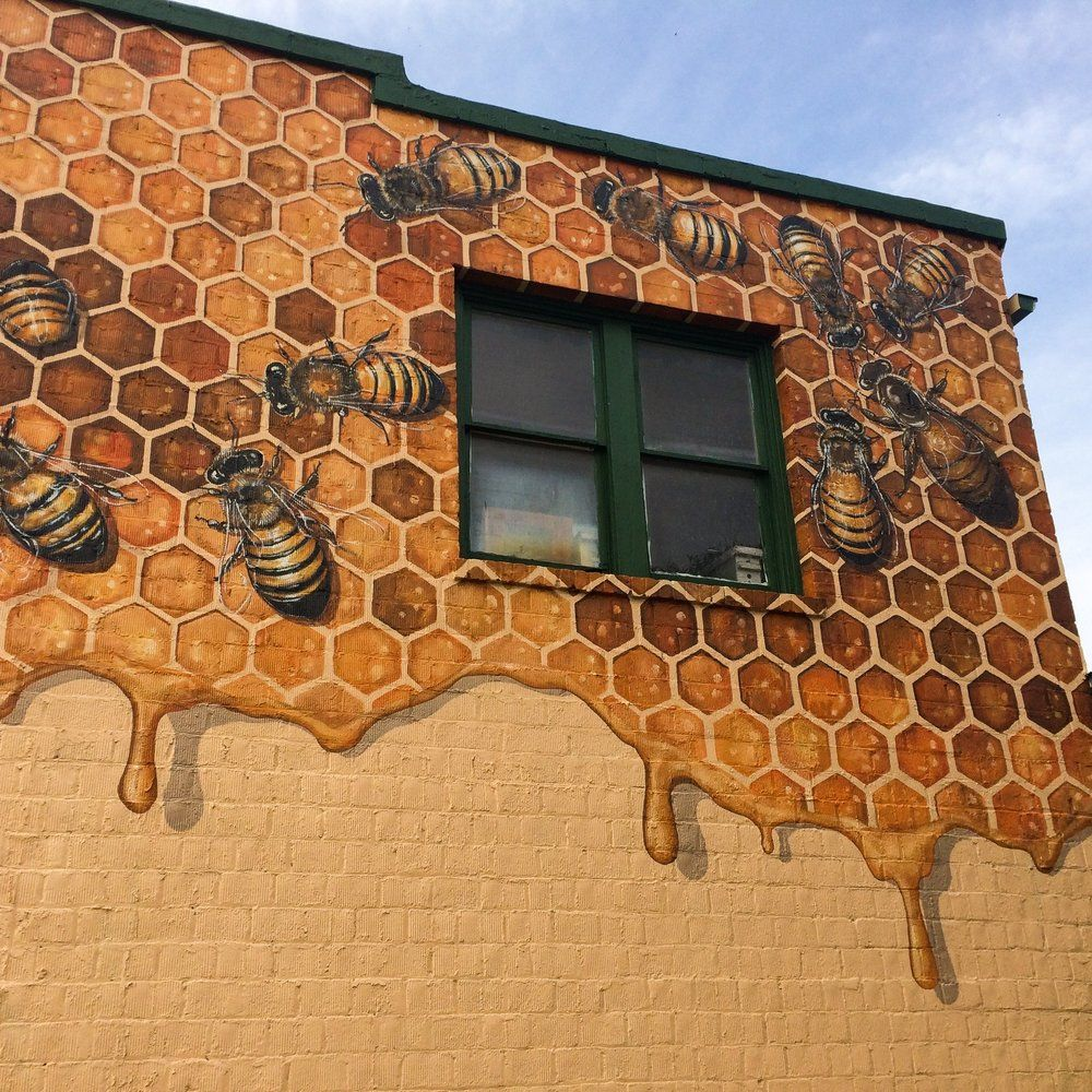 Labelle Mural (NEW) — The Good of the Hive