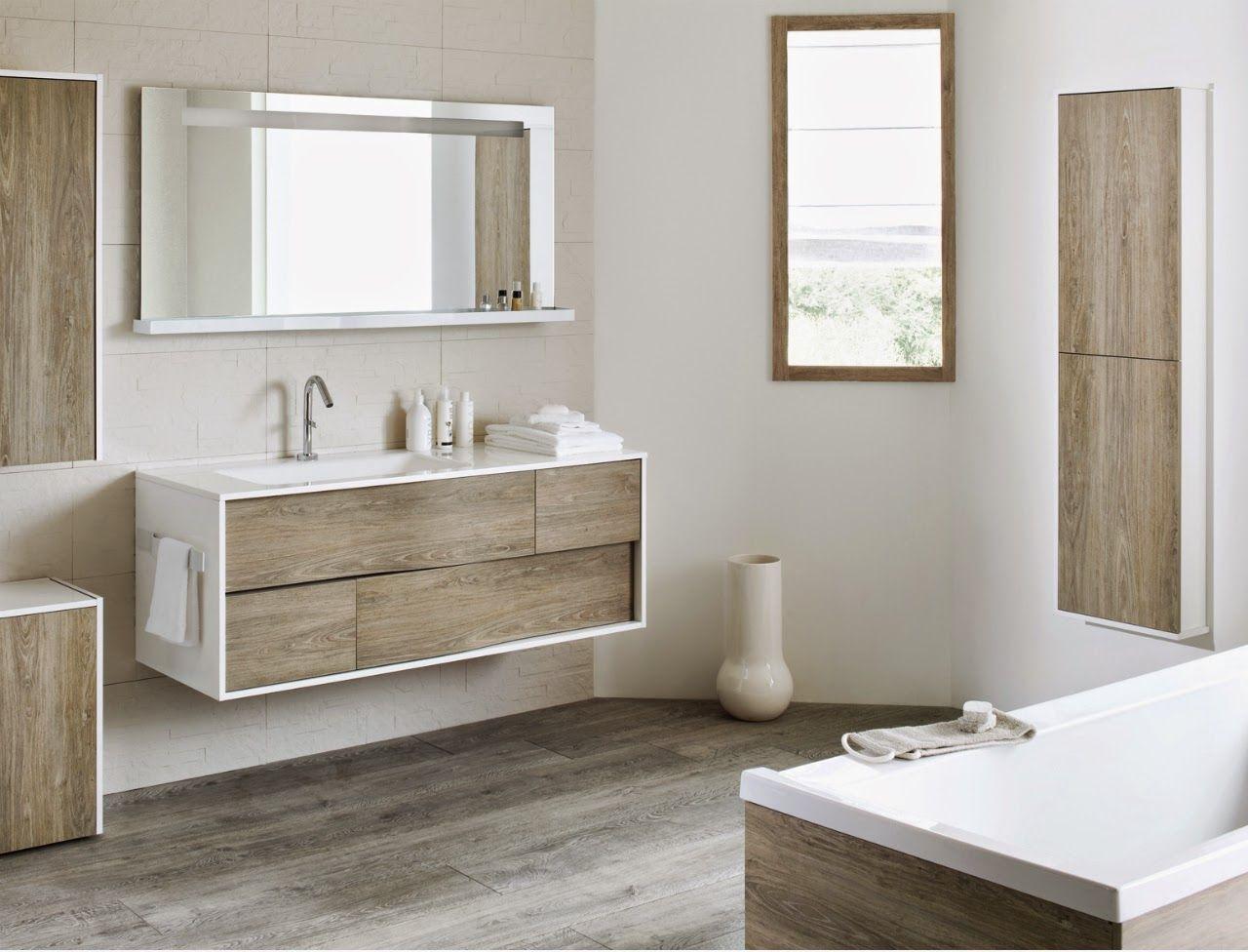Meuble De Salle De Bain Ikea Par Rapport A Desir L 39 Idee D 39 Une Scandinavian Bathroom Bathroom Bathroom Vanity