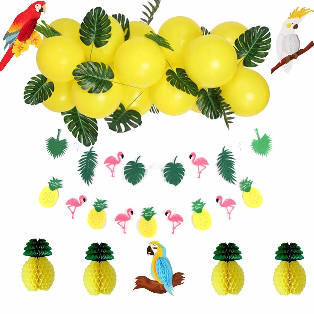 Find More Party DIY Decorations Information about Summer Theme Party ...