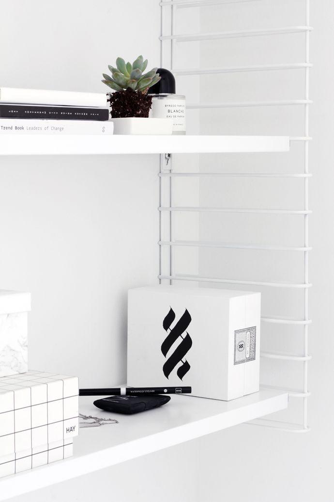Mydubio Tomado Shelves String Shelves Alternative My Style