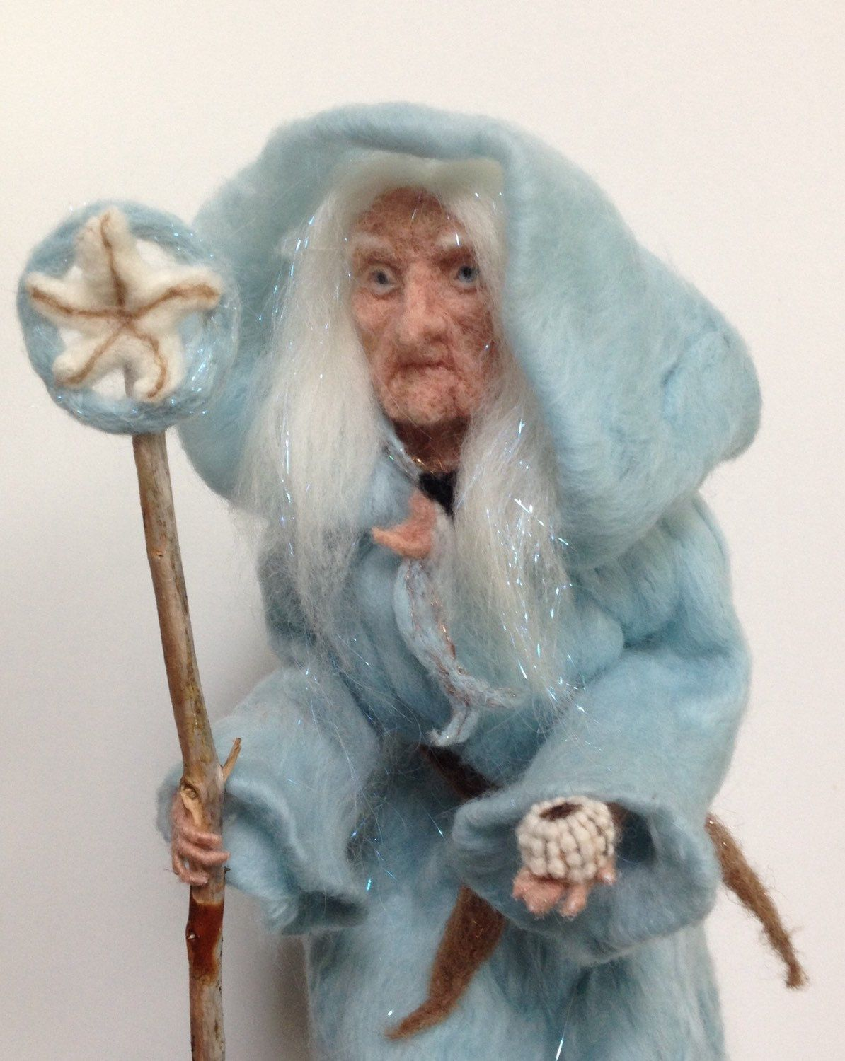 A personal favorite from my Etsy shop https://www.etsy.com/ca/listing/244709535/sea-witch-hag-crone-elemental-water