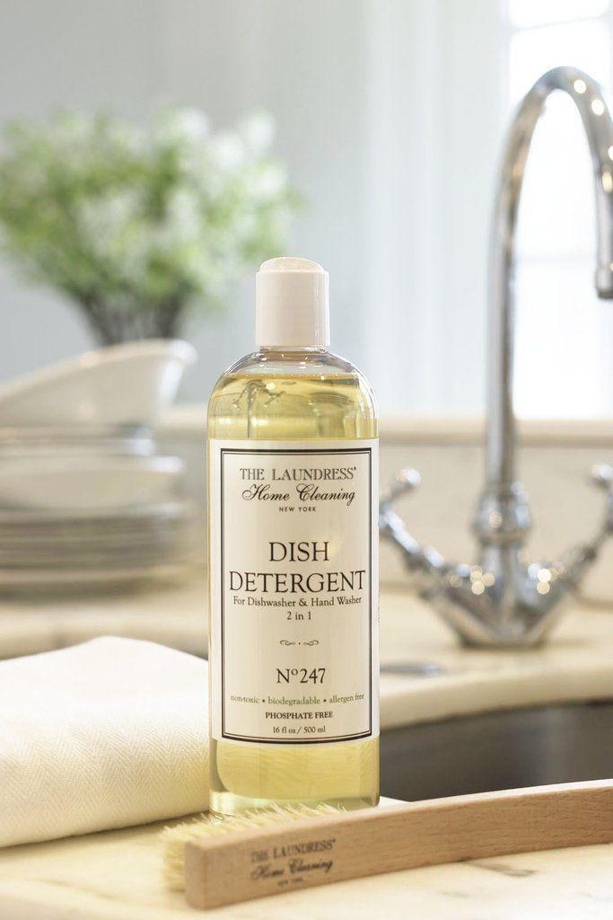 The Laundress Dish Detergent Dish Detergent Biodegradable