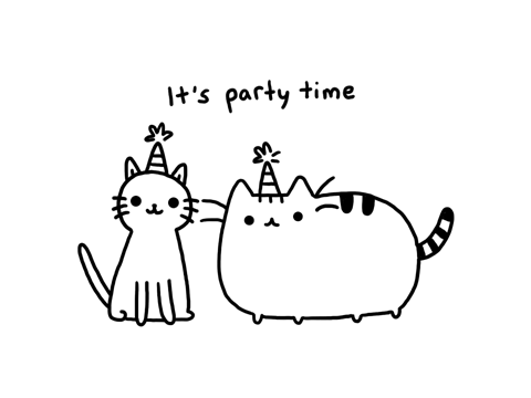 Pin By Kerry Tung On Meowy Birthday In 2020 Pusheen Coloring Pages Super Coloring Pages Coloring Contest
