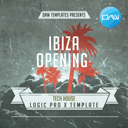 """Ibiza Opening Template  Created in Logic Pro X 10.3.1  Logic Pro X Templates are produced exclusively using original instruments from Logic Pro X and royalty free samples from Big Sound.  Genre: Tech House  BPM: 125 Produced: BY Cj Stone  DAW: Logic Pro X  <iframe width=""""100%"""" height=""""166"""" scrolling=""""no"""" frameborder=""""no"""" src=""""https://w.soundcloud.com/player/?url=https%3A//api.soundcloud.com/tracks/315271915&color=ff5500&auto_play=false&hide_related=false&show_commen..."""