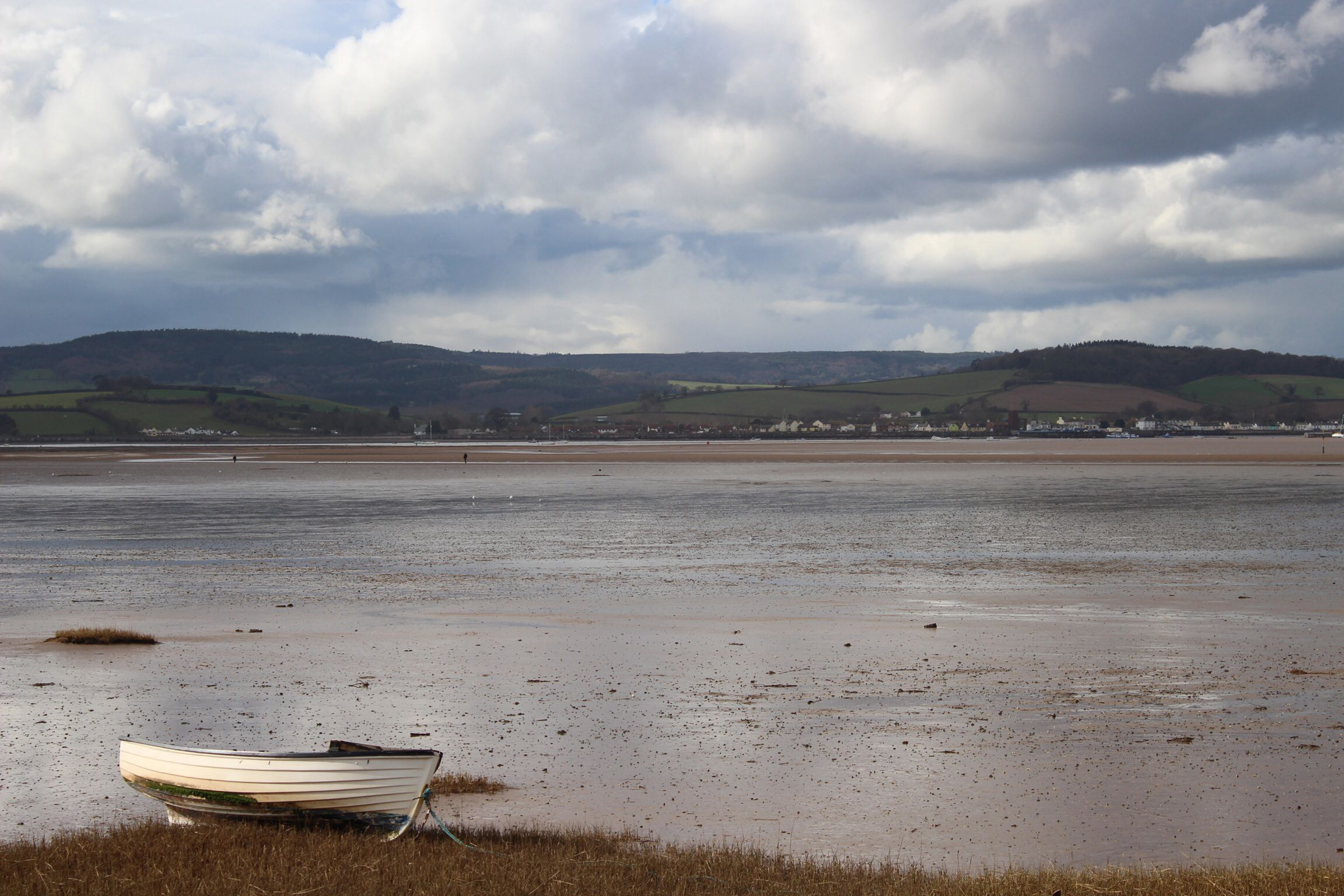 Lonely Boat - Exmouth