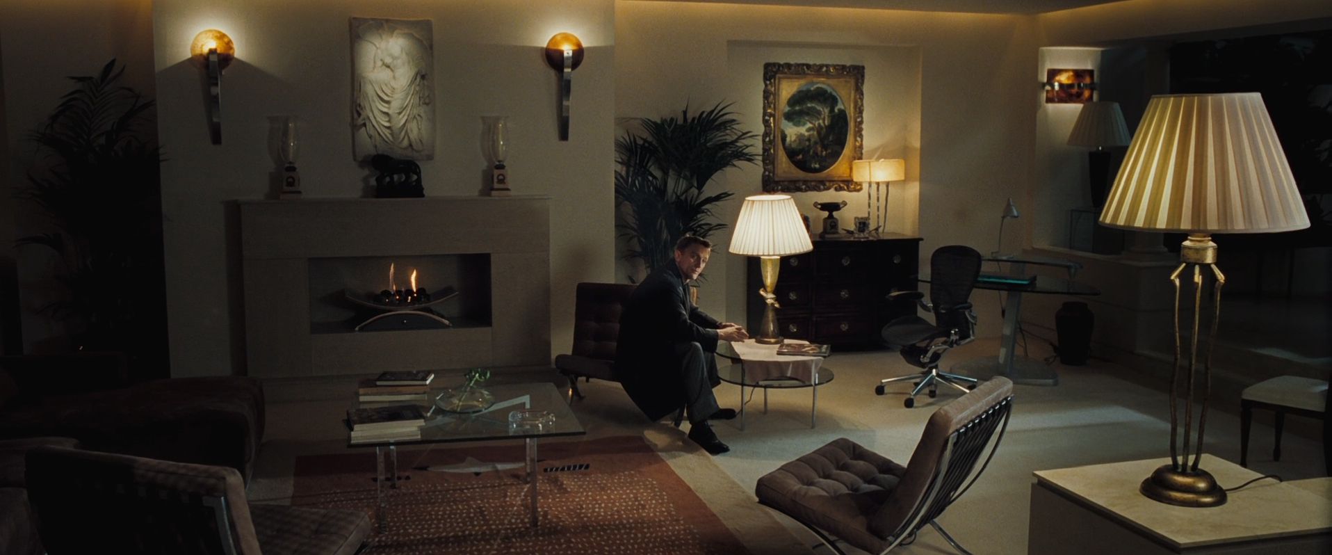 James Bond Interiors
