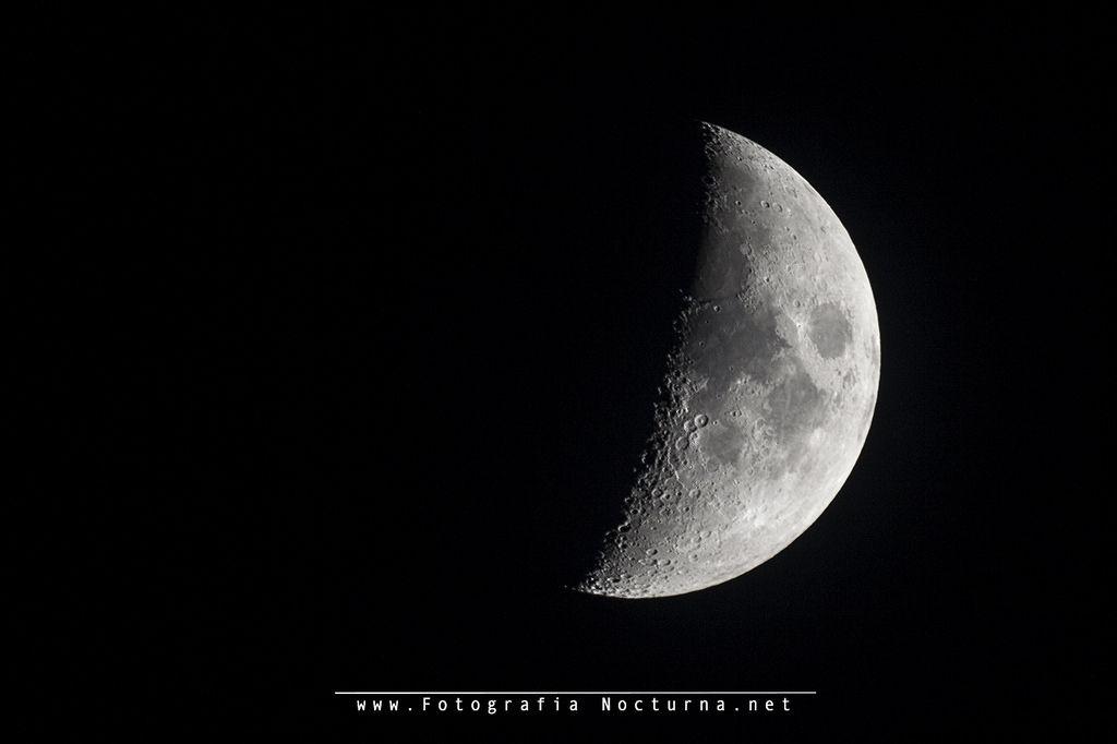 Luna en cuarto creciente - MTO1000A | Instagram blog and Facebook ...
