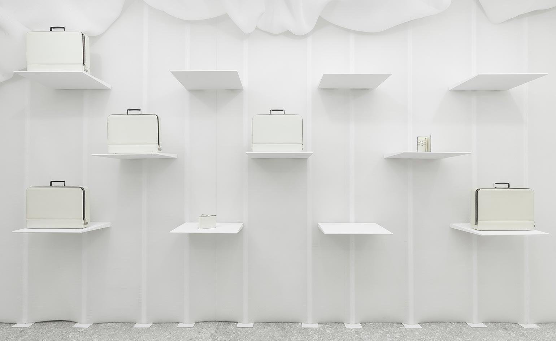 Snarkitecture redesigns Valextra's Milan boutique | Wallpaper*