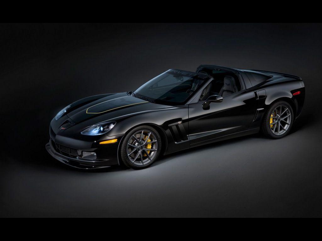 Chevrolet Corvette Black Chevrolet Corvette Corvette Black